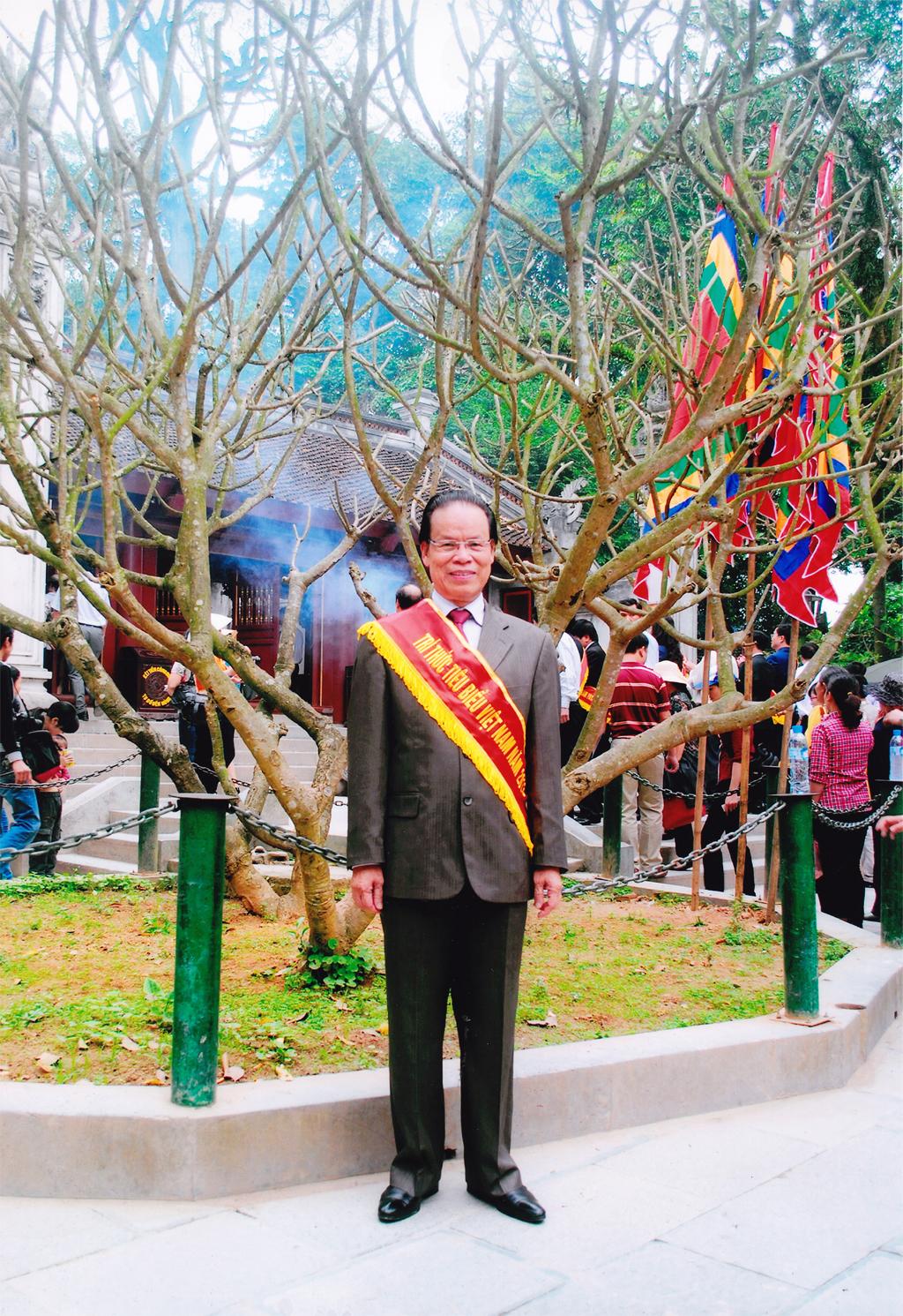 Chủ tịch HĐQT Vũ Dương Hiền
