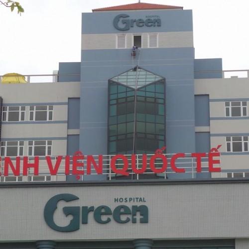[Cập nhập] Một số hình ảnh trên đại công trường DABV Quốc tế GREEN
