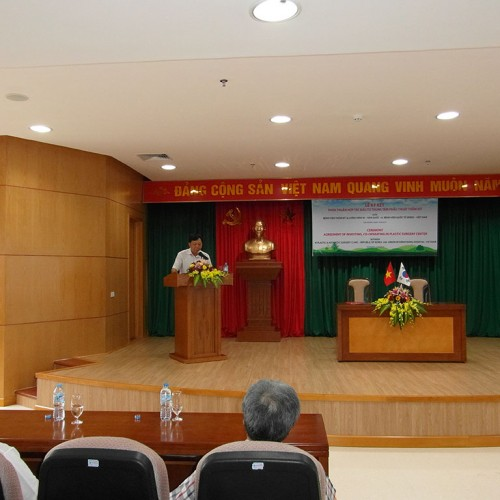 Bệnh viện quốc tế Green hợp tác Bệnh viện thẩm mỹ & chỉnh hình Hàn Quốc