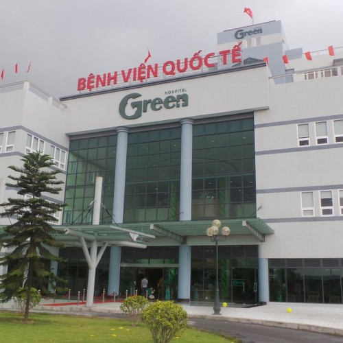 Khai trương Bệnh viện quốc tế Green