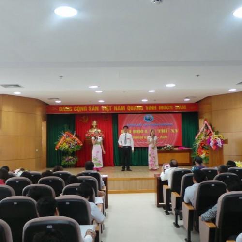 Đại hội Đảng bộ Tập đoàn HAPACO lần thứ XV